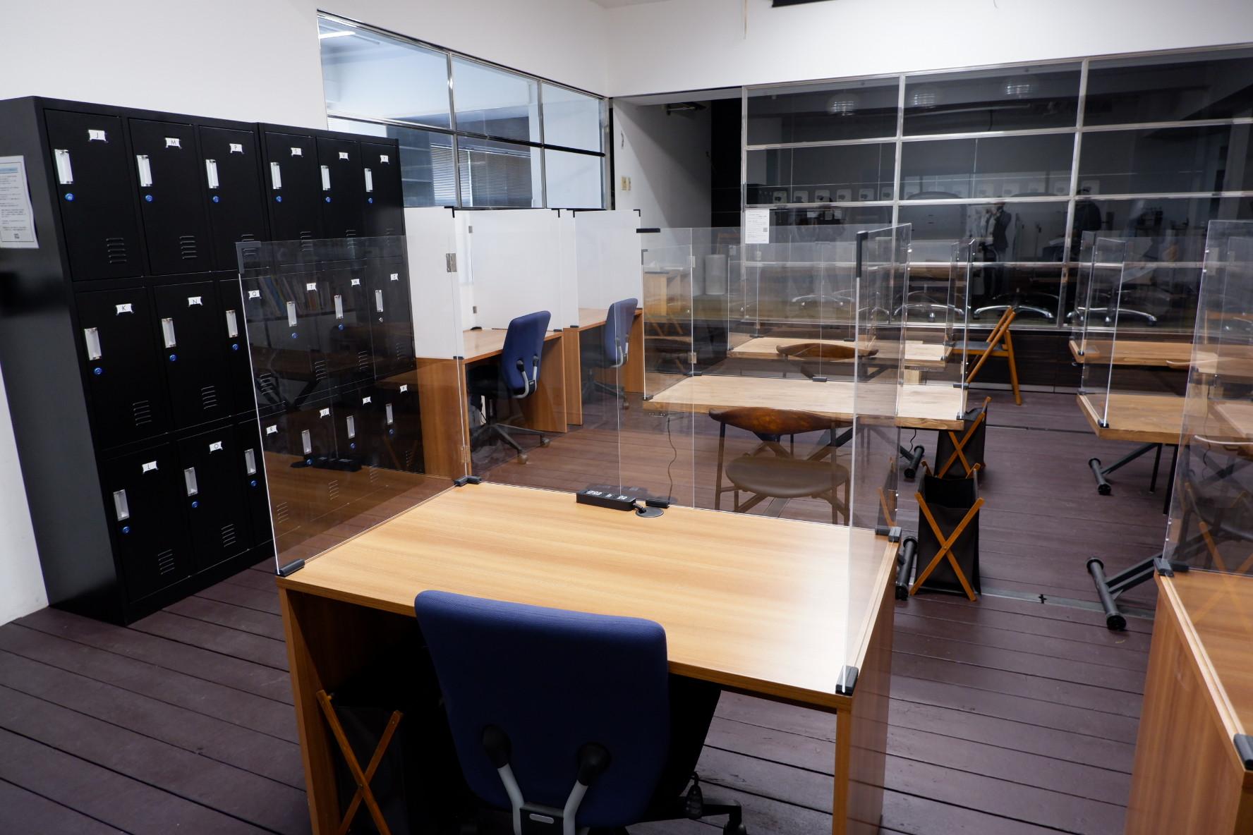 世田谷 ものづくり学校 コワーキングスペース